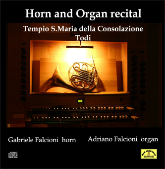 Horn and Organ Recital (DL033)