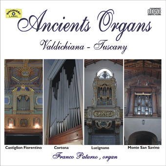 ancient organ front Ancient Organs   Valdichiana   Arezzo   Tuscany (DL006)