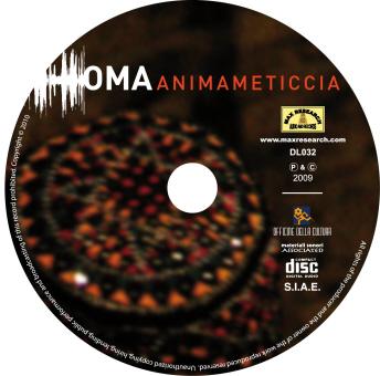 animameticcia cd1 Animameticcia   O.M.A. Orchestra Multietnica Di Arezzo (DL032)
