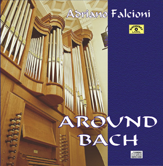 around bach front Around Bach   Adriano Flacioni (DL019)