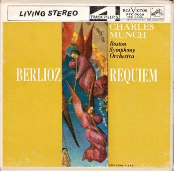 berlioz front 350x345 Berlioz   Requiem   Conductor: Charles Munch (014)