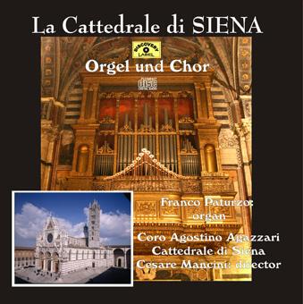 cattedrale siena front La Cattedrale di Siena   Orgel un Chor (DL020)