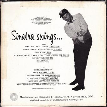 frank back SINATRA SWINGS   Frank Sinatra (008)