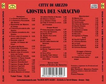 giostra back 350x278 Giostra Del Saracino   Città di Arezzo (DL026)