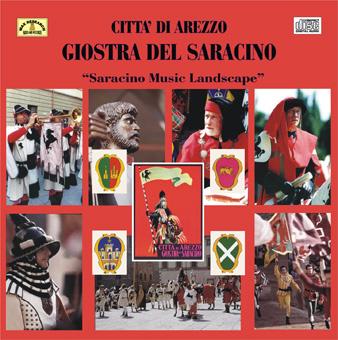 giostra front Giostra Del Saracino   Città di Arezzo (DL026)