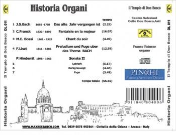 historia organi back 350x269 Historia Organi    Tempio Don Bosco (DL011)