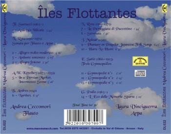 iles flottantes back 350x274 Iles Flottantes   A.Ceccomori, L.Vinciguerra (DL022)