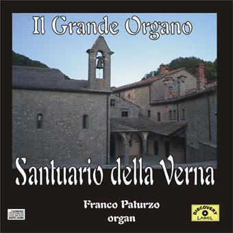la verna front Il Grande Organo   Santuario Della Verna (DL002)