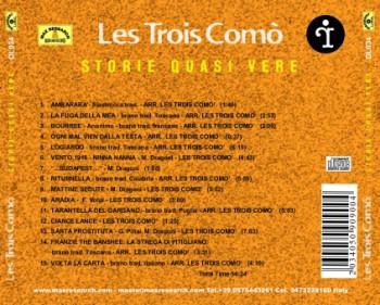 les trois comò back 350x281 Storie Quasi Vere   Les Trois Como' (DL034)