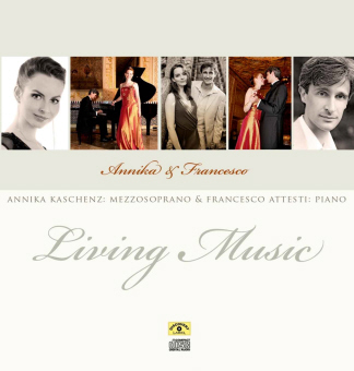 living music front  Living Music (DL023)