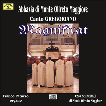 magnificat front Magnificat   Abbazia Di Monte Oliveto Maggiore (DL009)