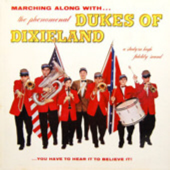 marching front MARCHING ALONG WITH…   The Phenomenal Dukes Of Dixieland, Vol 3 (003)