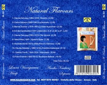 natural flavours back 350x280 Natural Flavours   L.Vinciguerra A.Kaschenz (DL021)