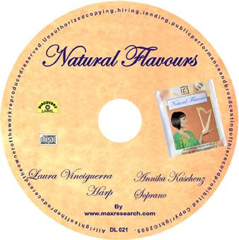 natural flavours cd Natural Flavours   L.Vinciguerra A.Kaschenz (DL021)