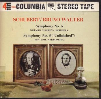 schubert front 350x345 Schubert   Symphony N.5 & N.8   Conductor: Bruno Walter (013)