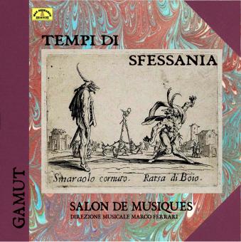tempi di sfessania front Tempi Di Sfessania   Salon De Musique (DL027)