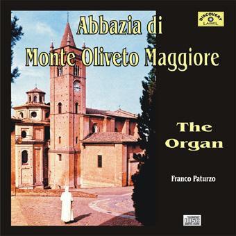 the organ front1 The Organ   Abbazzia di Monte Oliveto Maggiore (DL007)