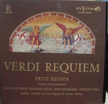 verdi front 350x337 Verdi   Requiem   Conductor: Fritz Reiner (016)