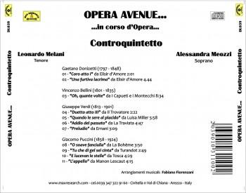 web 05 DL039 inlay posteriore stampa laser 350x275 Opera Avenue… in corso d'Opera…   Controquintetto (DL039)