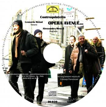 web 07 DL039 stampa su cd etichetta cd 348x350 Opera Avenue… in corso d'Opera…   Controquintetto (DL039)
