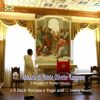01 DL047 pag 4 1 libretto stampa laser 120x240 350x350 Monastero Monte Oliveto Maggiore   J.S.Bach Toccata e Fuga and ...more (DL047)